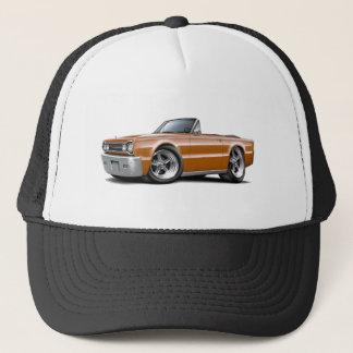 1967 Belvedere Brown Convertible Trucker Hat
