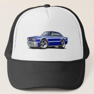 1967 Belvedere Dark Blue Car Trucker Hat