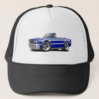 1967 Belvedere Dark Blue Convertible Trucker Hat