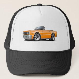 1967 Belvedere Orange Convertible Trucker Hat