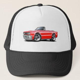 1967 Belvedere Red Convertible Trucker Hat