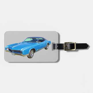 1967 Buick Riviera Muscle Car Tag For Bags