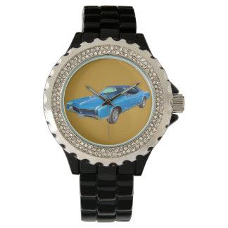 1967 Buick Riviera Muscle Car Wristwatch