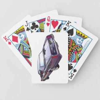1967 Cadillac Eldorado Bicycle Playing Cards