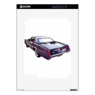 1967 Cadillac Eldorado iPad 2 Decal