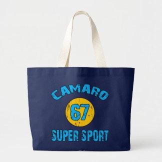 1967 Camaro SS Canvas Bag