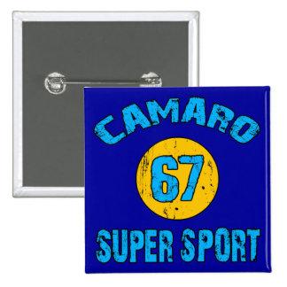 1967 Camaro SS Pin