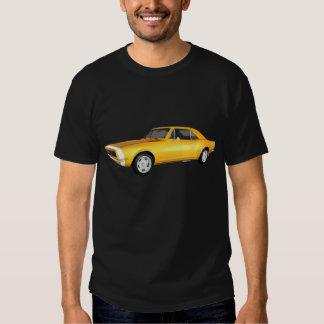 1967 Camaro SS: Yellow Finish: 3D Model: Tee Shirt