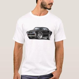 1967 Chevelle Black Car T-Shirt