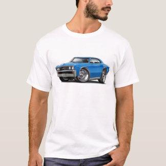 1967 Chevelle Blue Car T-Shirt