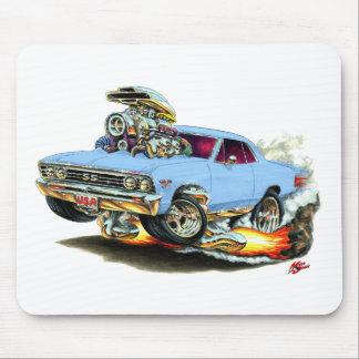 1967 Chevelle Light Blue Car Mousepad