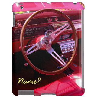 1967 Chevelle ss Barely There iPad Case