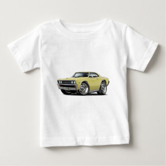 1967 Chevelle Tan Car Baby T-Shirt