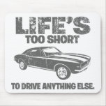 1967 Chevrolet Camaro SS 396 Mouse Pad