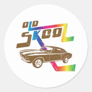 1967 Chevrolet Camaro SS 396 Stickers
