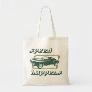 1967 Chevrolet Camaro SS 396 Tote Bag