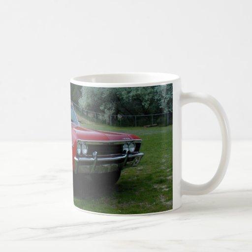 1967 Chevrolet Chevelle El Camino Coffee Mugs