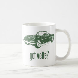 1967 Chevrolet Corvette 427 L88 Coffee Mug