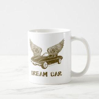 1967 Chevrolet Corvette 427 L88 Classic White Coffee Mug