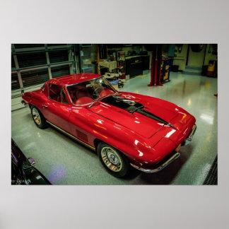 1967 Chevrolet Corvette L88 Poster