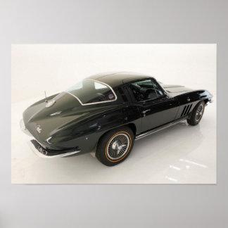 1967 Chevrolet Corvette Poster