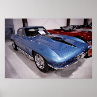 1967 Chevrolet Corvette Stingray Poster
