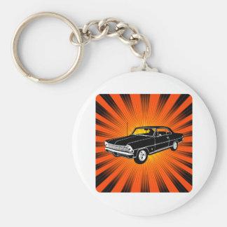 1967 Chevrolet Nova SS Keychain