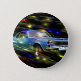 1967 Chevy Camaro RS  Multi Products Gifts Button