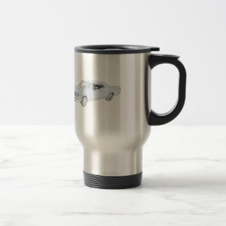 1967 Chevy Chevelle Travel Mug