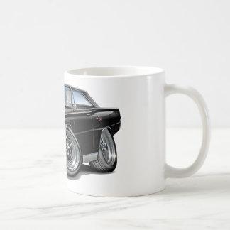 1967 Coronet RT Black Car Coffee Mug