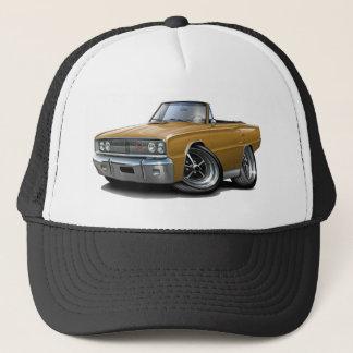 1967 Coronet RT Gold Convertible Trucker Hat