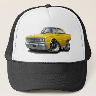 1967 Coronet RT Yellow Car Trucker Hat