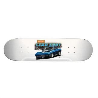 1967 Corvette Stingray skateboard