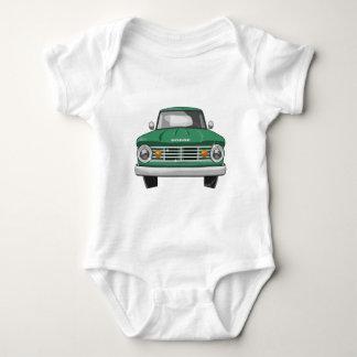 1967 Dodge Fargo Truck Baby Bodysuit