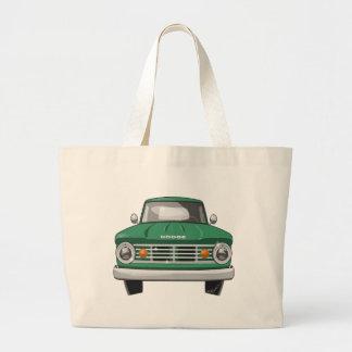 1967 Dodge Fargo Truck Large Tote Bag