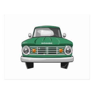 1967 Dodge Fargo Truck Postcard