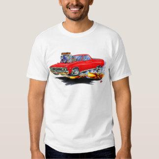 1967 El Camino Red Truck T-Shirt