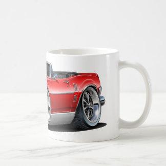 1967 Firebird Red Convertible Coffee Mug