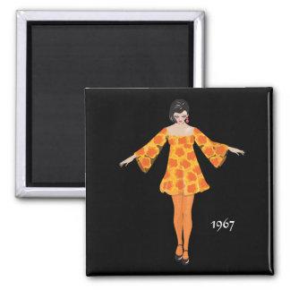 """""""1967"""" fridge magnet"""