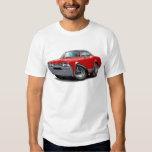 1967 Olds Cutlass Red-Black Car Tee Shirt