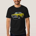 1967 Olds Cutlass Yellow-Black Car Tee Shirt