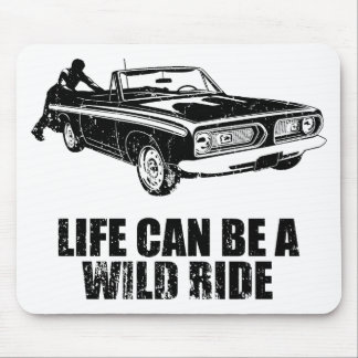 1967 Plymouth Barracuda Mouse Pad