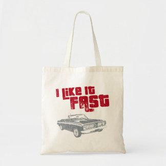 1967 Plymouth Barracuda Tote Bag