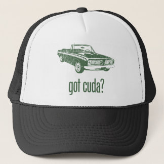 1967 Plymouth Barracuda Trucker Hat