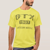 1967 Plymouth GTX T-Shirt