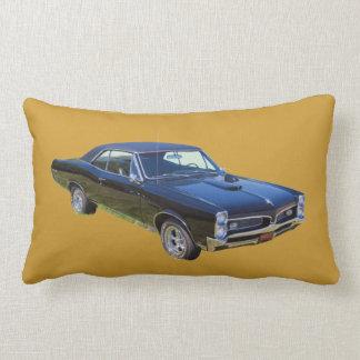 1967 Pontiac GTO Muscle Car Lumbar Pillow