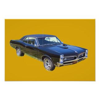 1967 Pontiac GTO Muscle Car Photo Print
