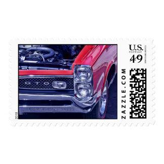 1967 Pontiac GTO Postage
