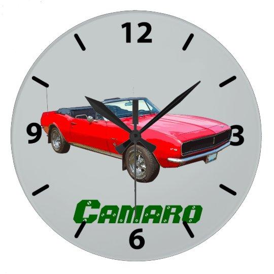 muscle car clock
