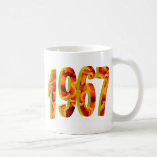 1967 TAZAS DE CAFÉ